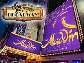 Dance the magic on Broadway